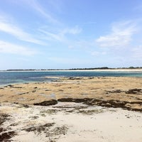 Photo taken at Port du Guilvinec by Thomas d. on 8/24/2013