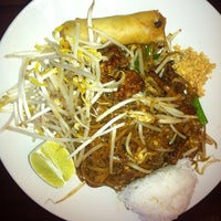 Photo taken at Yum Thai 2 by Carlos S. on 6/5/2013