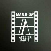 Photo taken at Школа визажистов Make Up Atelier by Жанна Ш. on 7/23/2013