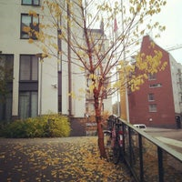 Photo taken at HOAS Pohjoinen rautatiekatu 29 by Helen Julien on 10/9/2012