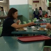 Photo taken at Maju Junction Food Court by 제니 on 6/2/2014