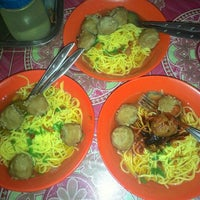 Photo taken at Bakso Awang Long by Bagoes36 on 2/27/2016