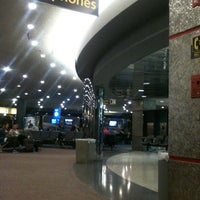 Photo taken at Terminal A by Hussain H. on 11/11/2012