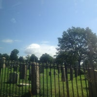 Photo taken at Newport cemetery by Kate on 7/14/2013