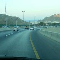Photo taken at Qurum Darsait Bridge by Kay A. on 11/14/2012