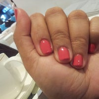 Photo taken at Chic Nails by Gay on 5/22/2013