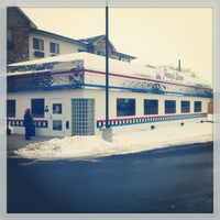Photo taken at Penny's Diner by helgaas on 2/14/2013