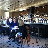 Photo taken at Coquette Brasserie by Rachel B. on 11/11/2012