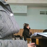 "Photo taken at Universitatea Pedagogică de Stat ""Ion Creangă"" by Mary D. on 11/13/2012"