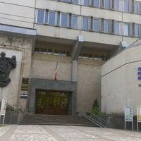 "Photo taken at Universitatea Pedagogică de Stat ""Ion Creangă"" by Mary D. on 9/19/2012"