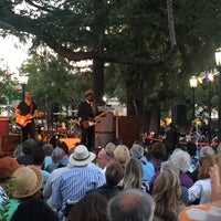 Photo taken at Jazz On The Plazz by Clarence M. on 8/11/2016