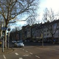 Photo taken at Mühlburg by Flo on 1/11/2013