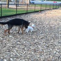 Photo taken at Cunningham Park Dog Run by Michael C. on 5/4/2015