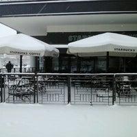 Photo taken at Starbucks by Tahsin Y. on 1/9/2013