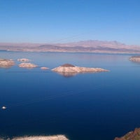 Photo taken at Lake Mead Overlook by William D. on 12/6/2012