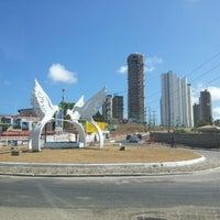 Photo taken at Girador Beira Rio by Edilton Rodrigues on 1/30/2013