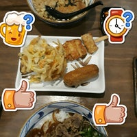Photo taken at Marugame Udon by Sudianto S. on 6/24/2017