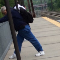 Photo taken at MARC Train 409 by Den R. on 5/21/2014