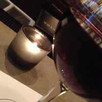 Photo taken at Sonoma Restaurant and Wine Bar by Den R. on 10/2/2012