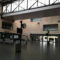 Photo taken at Estación de Segovia-Guiomar by Emma R. on 2/10/2013