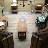 Photo taken at Old Operating Theatre Museum & Herb Garret by Emma R. on 5/20/2013