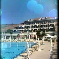 Photo taken at Grand Şile Otel by neslihan ş. on 9/3/2013