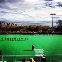 11/3/2012 tarihinde Leslie C.ziyaretçi tarafından Jordan Field'de çekilen fotoğraf