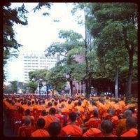 Photo taken at Pullman Bangkok Hotel G by Thongpraparn K. on 5/18/2013