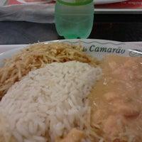 Photo taken at Vivenda do Camarão by Brenda B. on 10/12/2012