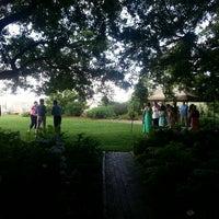 Photo taken at Hahn Horticulture Garden by Kathryn B. on 7/5/2013