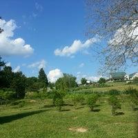 Photo taken at Hahn Horticulture Garden by Kathryn B. on 5/31/2013