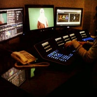 Photo taken at Pyramid Post Studio by Devri D. on 12/6/2013