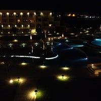 Photo taken at Mövenpick Resort Soma Bay by Ivan V. on 5/9/2014
