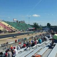 Photo taken at Summit Motorsports Park by Bruce K. on 8/15/2015