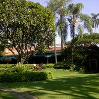 Photo taken at Las Mañanitas Hotel, Garden, Restaurant & Spa by Gaby V. on 11/10/2012