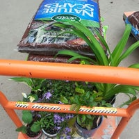 Photo taken at The Home Depot by Leena P. on 5/21/2014