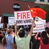 Photo taken at ABC Studios by Chalsea C. on 11/9/2013