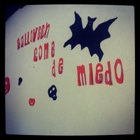 Photo taken at Restaurante Larruzz Bilbao by La Visita C. on 10/31/2012