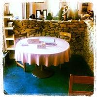 Photo taken at Restaurante Larruzz Bilbao by La Visita C. on 12/20/2012
