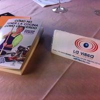 Photo taken at Restaurante Larruzz Bilbao by La Visita C. on 10/11/2012