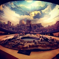 Photo taken at Panorama 1453 Historical Museum by Нигина А. on 5/21/2013