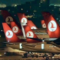 Photo taken at Istanbul Atatürk Airport (IST) by Нигина А. on 7/23/2013