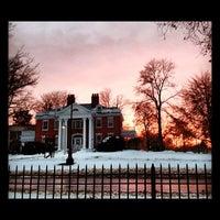 Photo taken at Wesleyan University by Cassandra on 11/8/2012