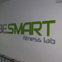 Photo taken at Be Smart Fitness by Carlos Andrés V. on 5/21/2015