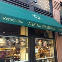 Photo taken at Agata & Valentina UES Market by Susan L. on 10/20/2012