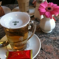 Photo taken at Cafè Engelchen by Thi-So on 10/28/2012