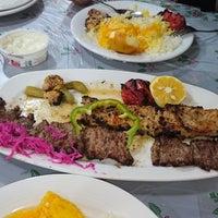 Photo taken at Dorna Restaurant   رستوران درنا by Korosh Y. on 12/28/2016
