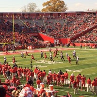 Photo taken at High Point Solutions Stadium by erick f. on 11/2/2013