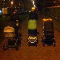 Photo taken at двор на кораблях by Татьяна💎 on 11/2/2013