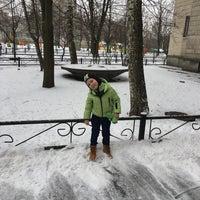 Photo taken at двор на кораблях by Татьяна💎 on 2/23/2017